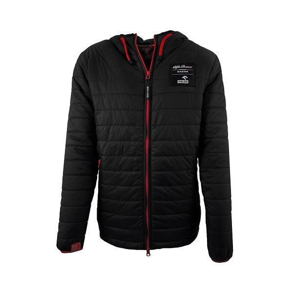 Alfa Romeo essential collection quilted jacket