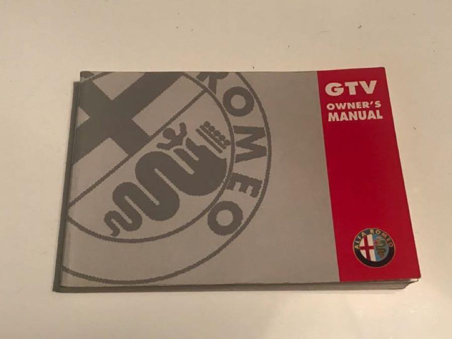 gtv p2 hand book