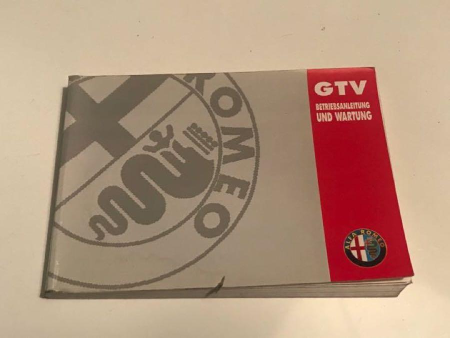gtv german manual
