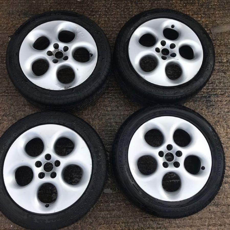 916 16 inch disco wheels