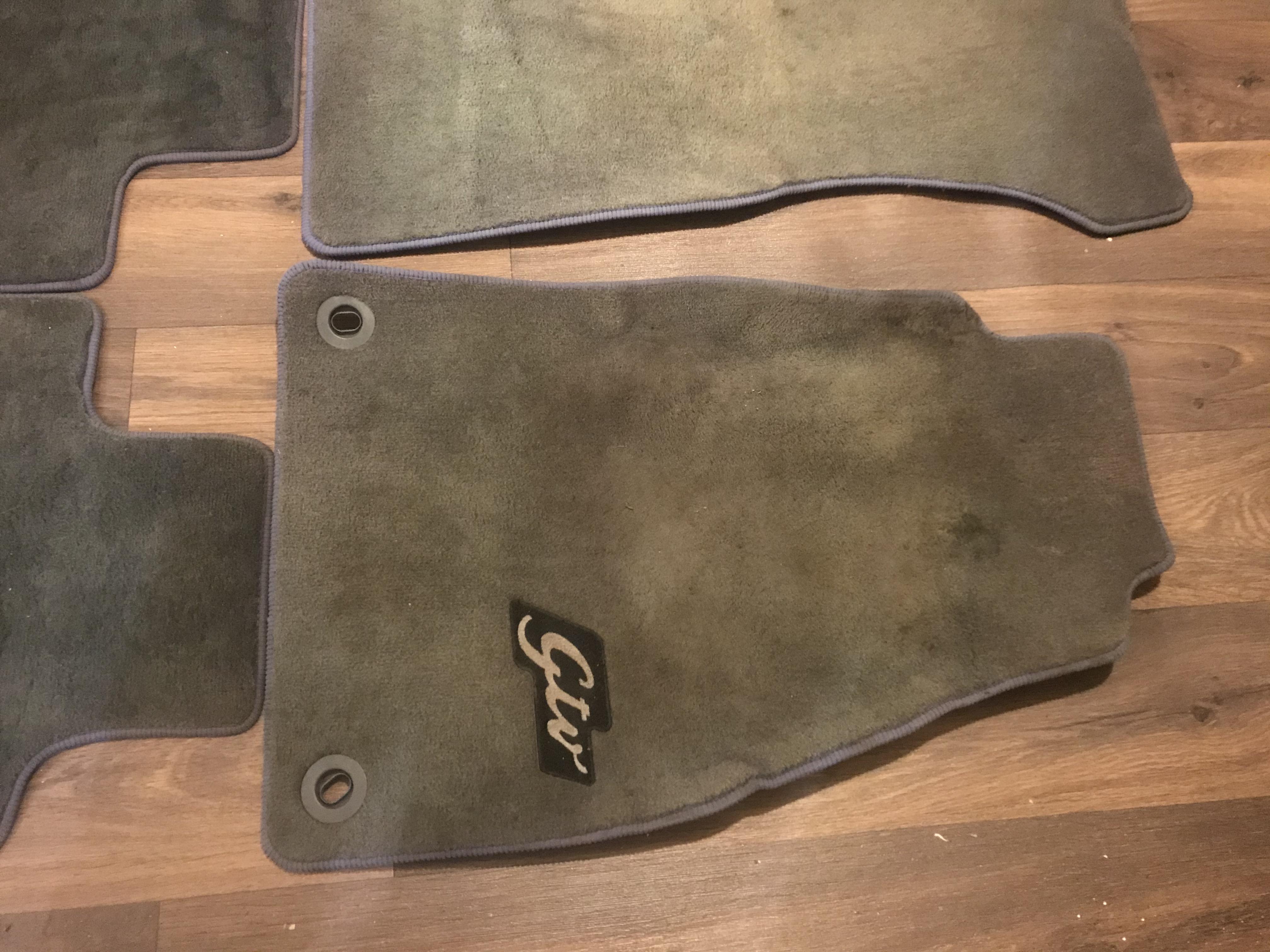 grey gtv mats
