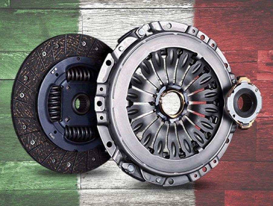 LUK 2 piece clutch kit for Alfa Romeo 159 1.9 JTDm